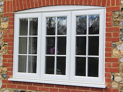 UPVC double glazed windows in High Peak, Derbyshire