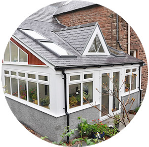 Conservatories in Derbyshire