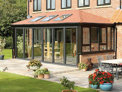 Warm roof systems in High Peak, Derbyshire